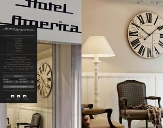 Hôtel America * * *