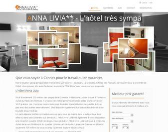 Hôtel ANNA LIVIA **