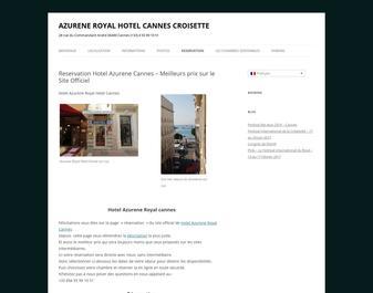 Hôtel Azurene Royal Hôtel * *