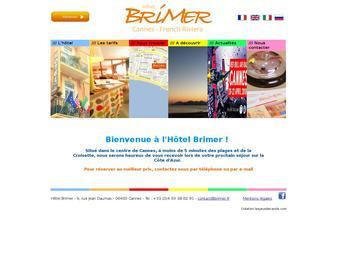 Hôtel BRIMER ***