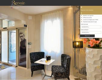 Hôtel CEZANNE ***