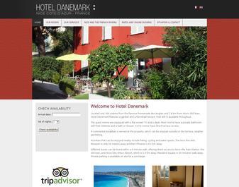Hôtel DANEMARK **