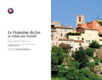 Hôtel DOMAINE DU JAS (le) ***