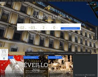 Hôtel GRAND HOTEL ASTON ****