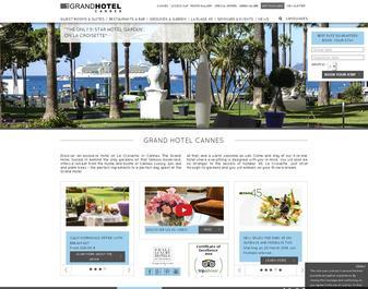 Hôtel GRAND HOTEL (le) ****