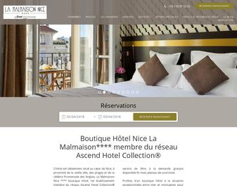 Hôtel La Malmaison