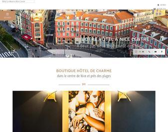 Hôtel MEURICE (le) ***