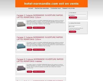 Hôtel NORMANDIE **