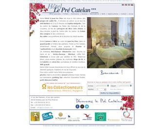 Hôtel PRE CATELAN (le) **