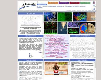 Institut de Pharmacologie IPMC CNRS