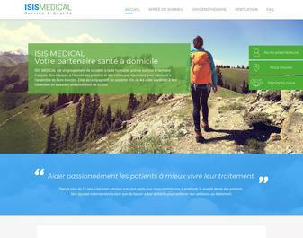 Isis medical – assistance respiratoire à domicile