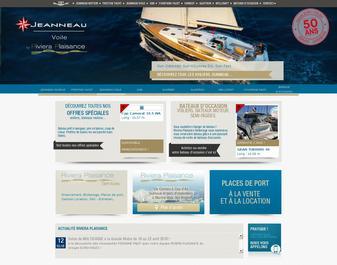 Jeanneau Prestige – Riviera Plaisance