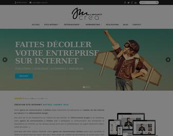 JM Créa – Agence de communication Antibes