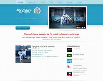 .::Judo Club d'Antibes::.