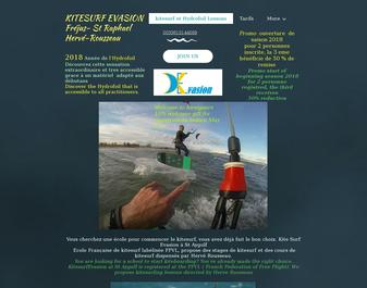 Kite Surf Evasion