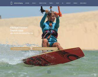 kitesurf passion