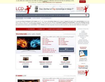 Lcd compare