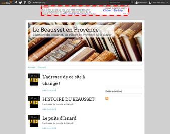 Le Beausset en Provence