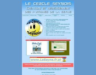Le Cercle Seynois Création et Hébergement de Sites sur La Seyne sur Mer et St.Mandrier