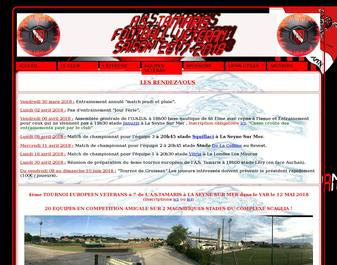 LE SITE OFFICIEL DE L'A.S. TAMARIS FOOTBALL LOISIR