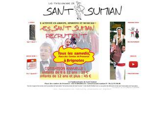Lei tambourinaire de Sant-Sumian