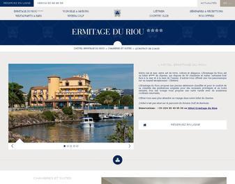 L'Ermitage du Riou * * * *