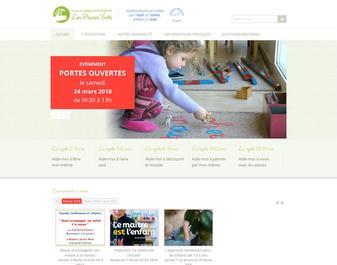 Les Pouces Verts Ecole Montessori