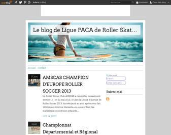 LIGUE PACA DE ROLLER SKATING