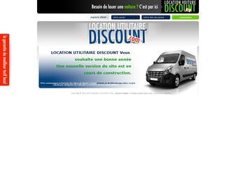 Location Utilitaire Discount