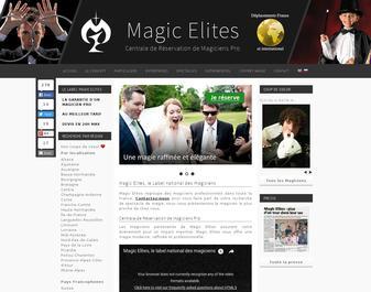 Magic Elites: Réseau de magiciens Côte d'azur