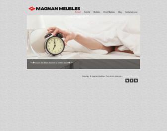 MAGNAN MEUBLES à Nice: Clic-Clac, BZ, Canapé, Séjour, Chambre, Bibliothèque, Rangement