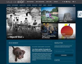 Mairie de Biot