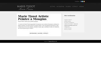 Marie tissot artiste peintre mougins 06