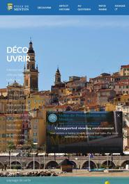 Menton – office de Tourisme