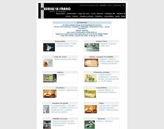 Meubles Le FRANC: Mobilier de salon, salle à manger, chambres.