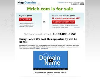mrick.com directeur artistique freelance graphiste webdesigner