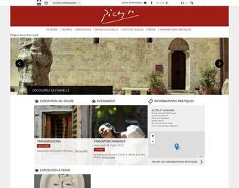 Musée national Picasso La Guerre et la Paix – Vallauris