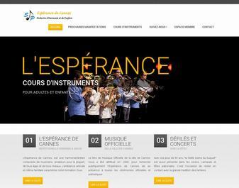 Musique et Harmonie de l'Espérance de Cannes