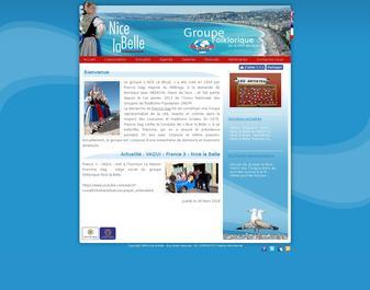 Nice La Belle groupe folklorique de la ville de Nice