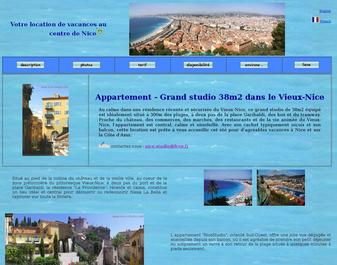 Nice Studio à Nice ! Location vacances