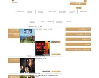 Office de tourisme d'animation et de promotion de Grasse