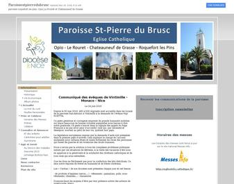Paroisse Saint Pierre du Brusc
