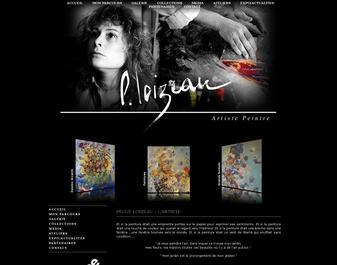 peggy loizeau artiste peintre