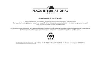 Plaza International