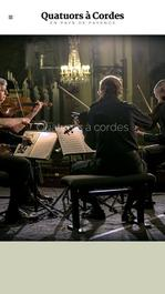 Quatuors Fayence