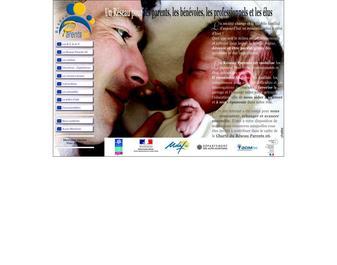 REAAP 06 : Réseau d'Ecoute, d'Appui et d'Accompagnement des Parents des Alpes-Maritimes, Réseau Parents 06.