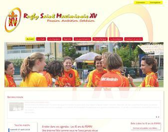 Rugby Saint Maximinois- RSM XV