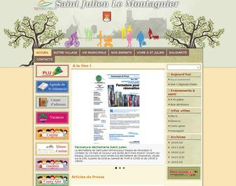 Saint-Julien le Montagnier