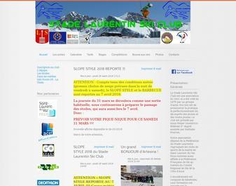 Ski club Laurentin