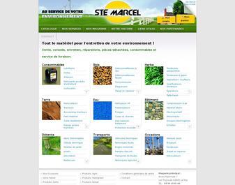 Ste Marcel : Bricolage, jardinage et bâtiment